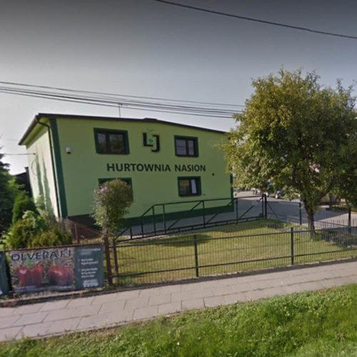 Jacek Luty  – Hurtownia nasion