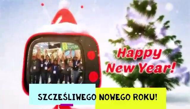 Obejrzyj Szczęśliwego Nowego Roku!