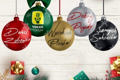 Serdeczne życzenia Świąt  pełnych uśmiechu i radości, nadziei na lepszy czas, du…